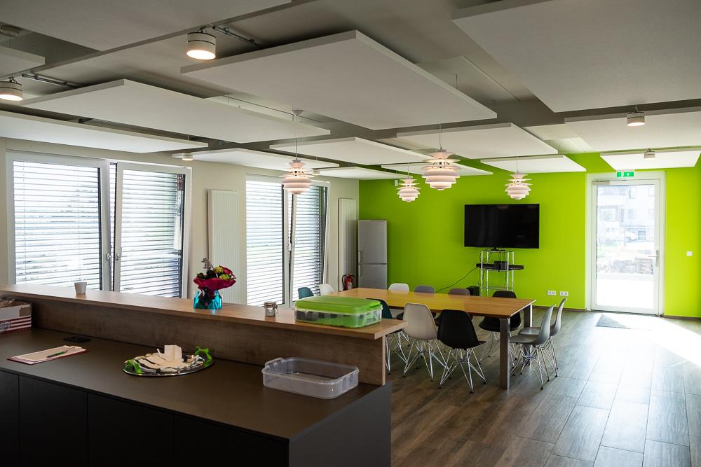 Kitchen and lounge valantic CEC Deutschland, Langenfeld