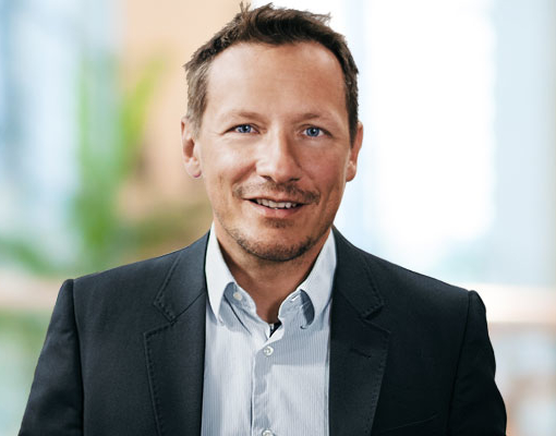 Portrait of Patrick Edelmayr, Executive Director at elements.at New Media Solutions GmbH, a valantic company