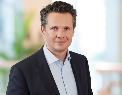 Portrait of Patrick Ganzmann, Executive Director at valantic Customer Engagement and Commerce Germany