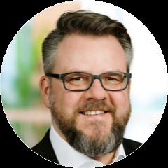 Bild von Rüdiger Hoffmann, Geschäftsführer bei valantic im Competence Center ERP Services