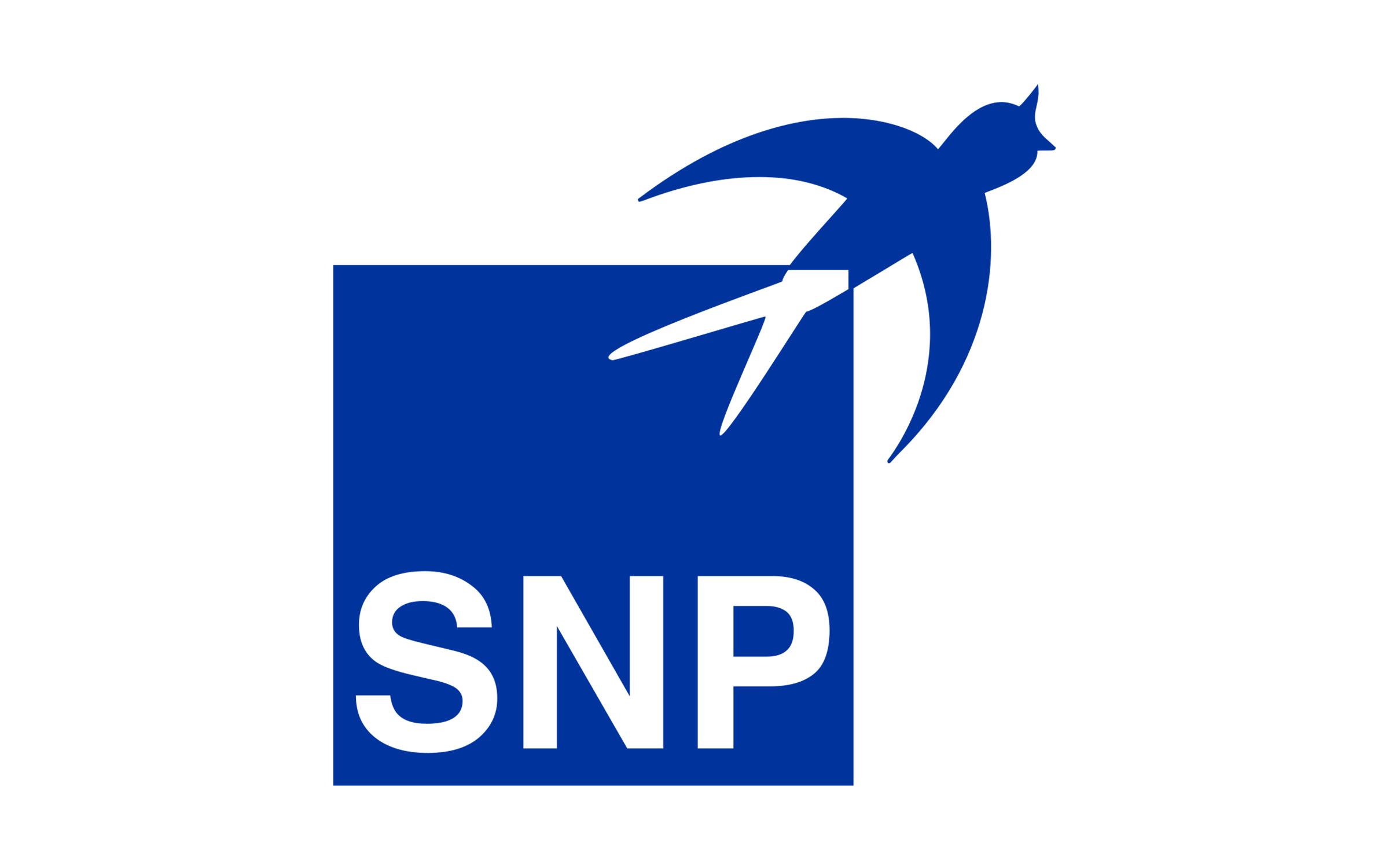 Logo von SNP
