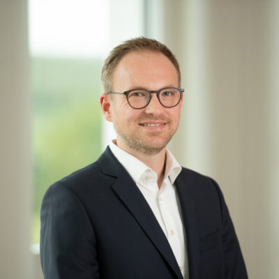Portrait of Stefan Heins, Managing Director at Circle Unlimited - a valantic company