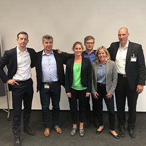 Bild von einigen Personen, valantic Supply Chain Excellence Day bei SEW Eurodrive