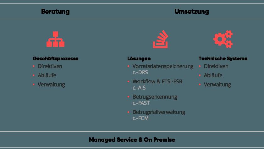Grafik zum Thema valantic Telekommunikation und Media