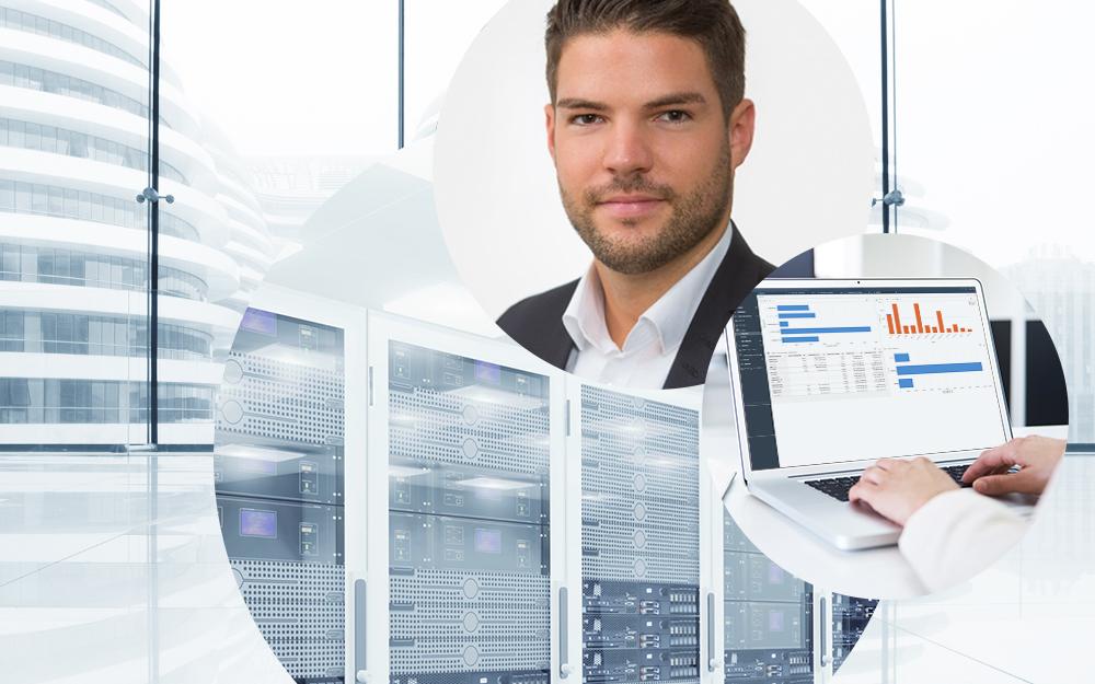 Bild von Lukas Bächle, SAP S/4HANA Transformationsexperte bei valantic ERP Consulting, Toolbasierte Systemanalyse für die SAP S/4HANA Transformation