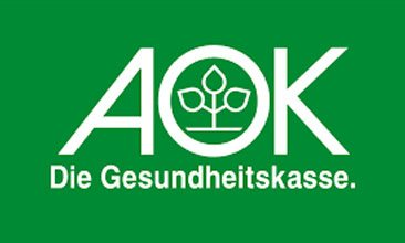 Logo der AOK Gesundheitskasse, valantic Case Study AOK Niedersachsen
