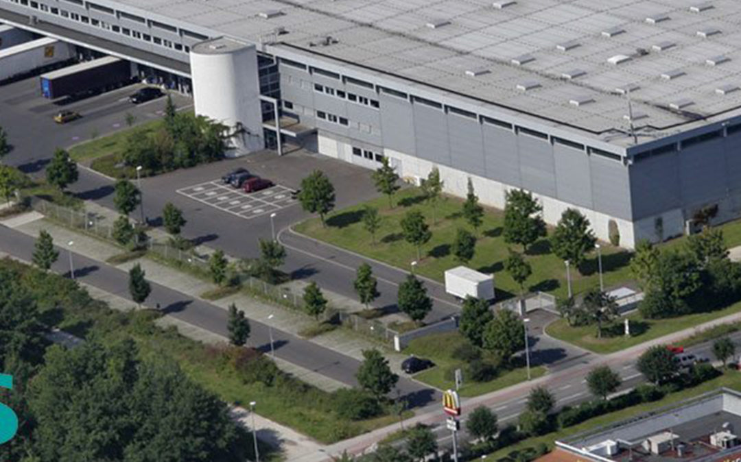 Picture of the Siemens company premises, valantic Case Study Siemens AG