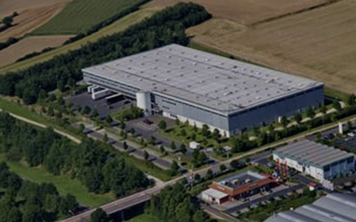 Picture of the Siemens company building, valantic Case Study Siemens AG