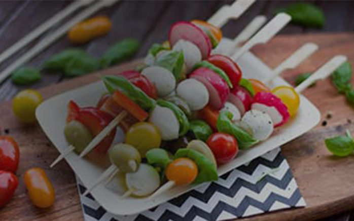 Picture of Antipasti skewers, valantic Case Study delicacies Homann