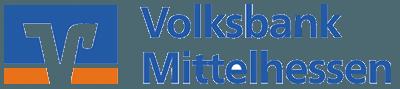 Logo der Volksbank Mittelhessen, valantic Case Study