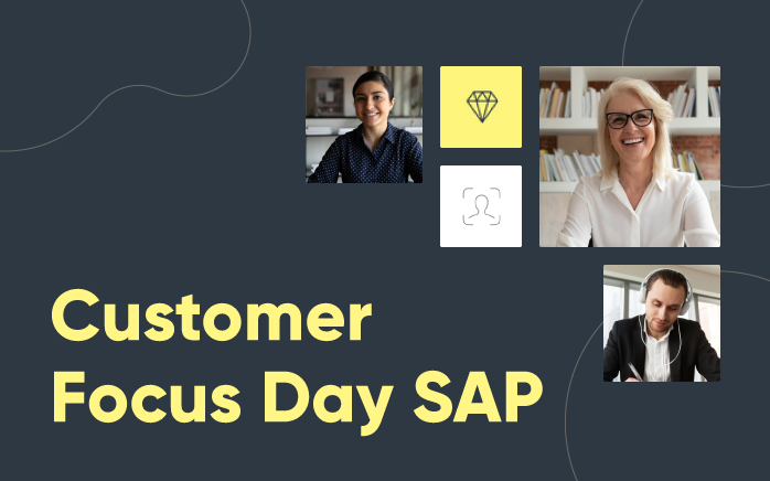 Bild zum Customer Focus Day SAP von valantic
