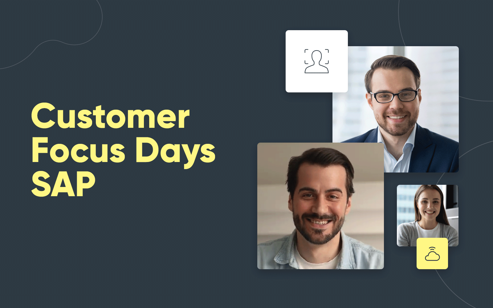 Grafik zu den valantic Customer Focus Days SAP am 5. und 6. Oktober 2021