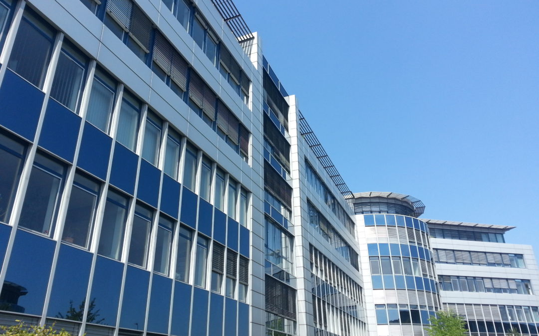 Office building, valantic ERP Consulting, Langenfeld