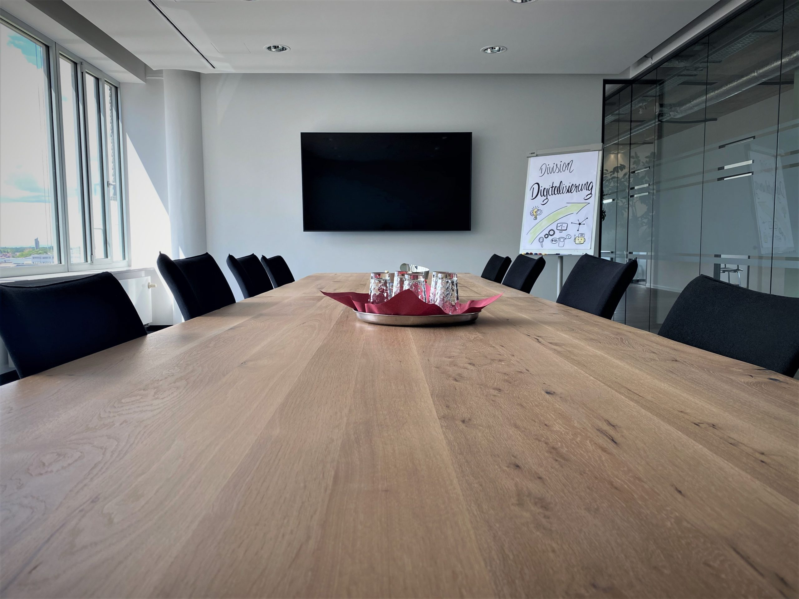 Image of the INTARGIA - a valantic company office, Meetingroom