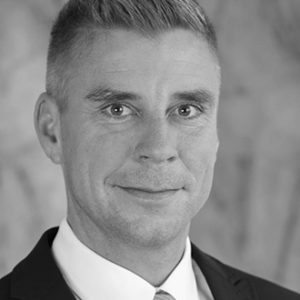 Portrait of Christian Wahnschaffe, Vice President, valantic Supply Chain Excellence