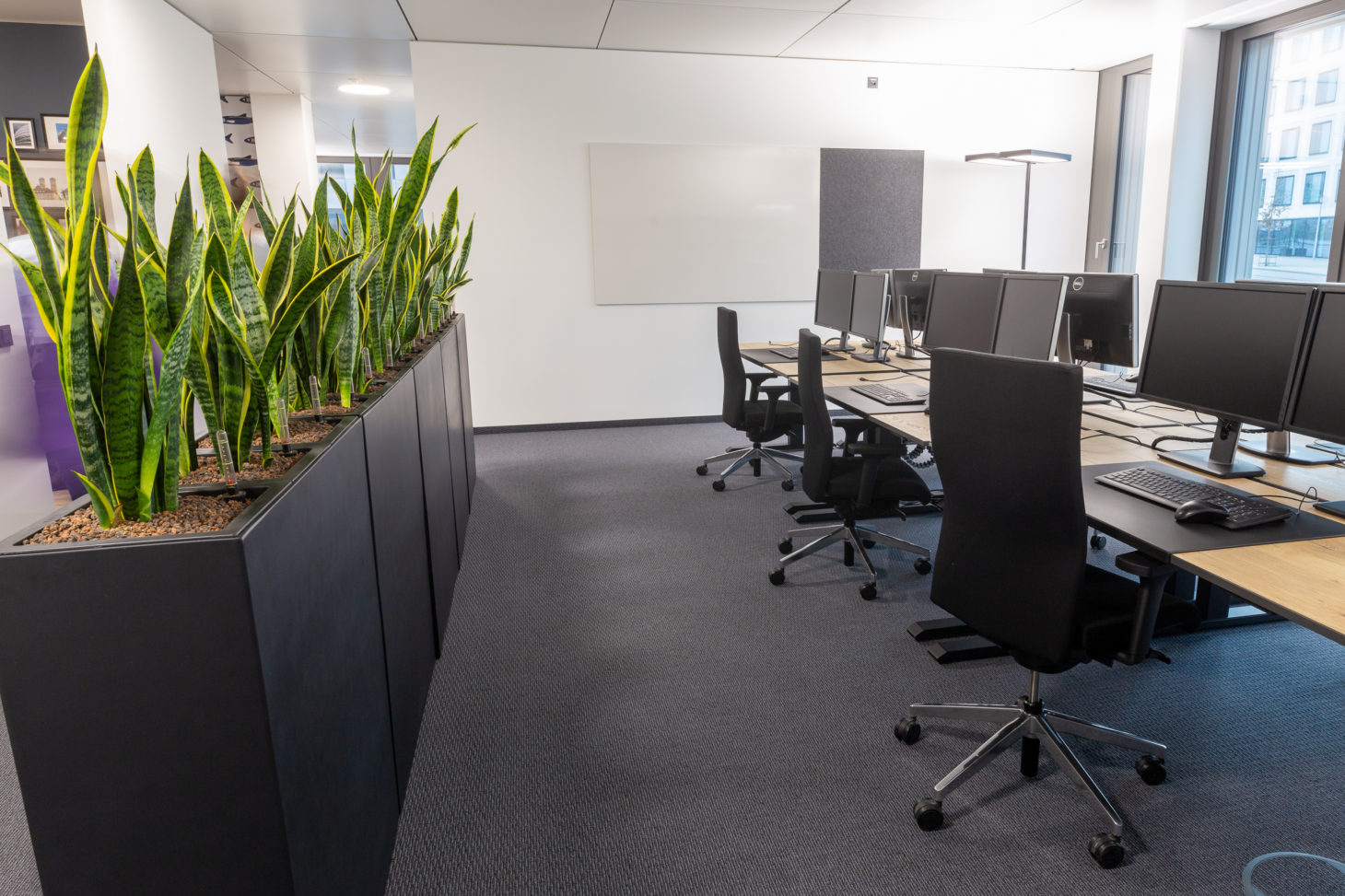 Picture of office space, valantic branch Supply Chain Excellence Munich