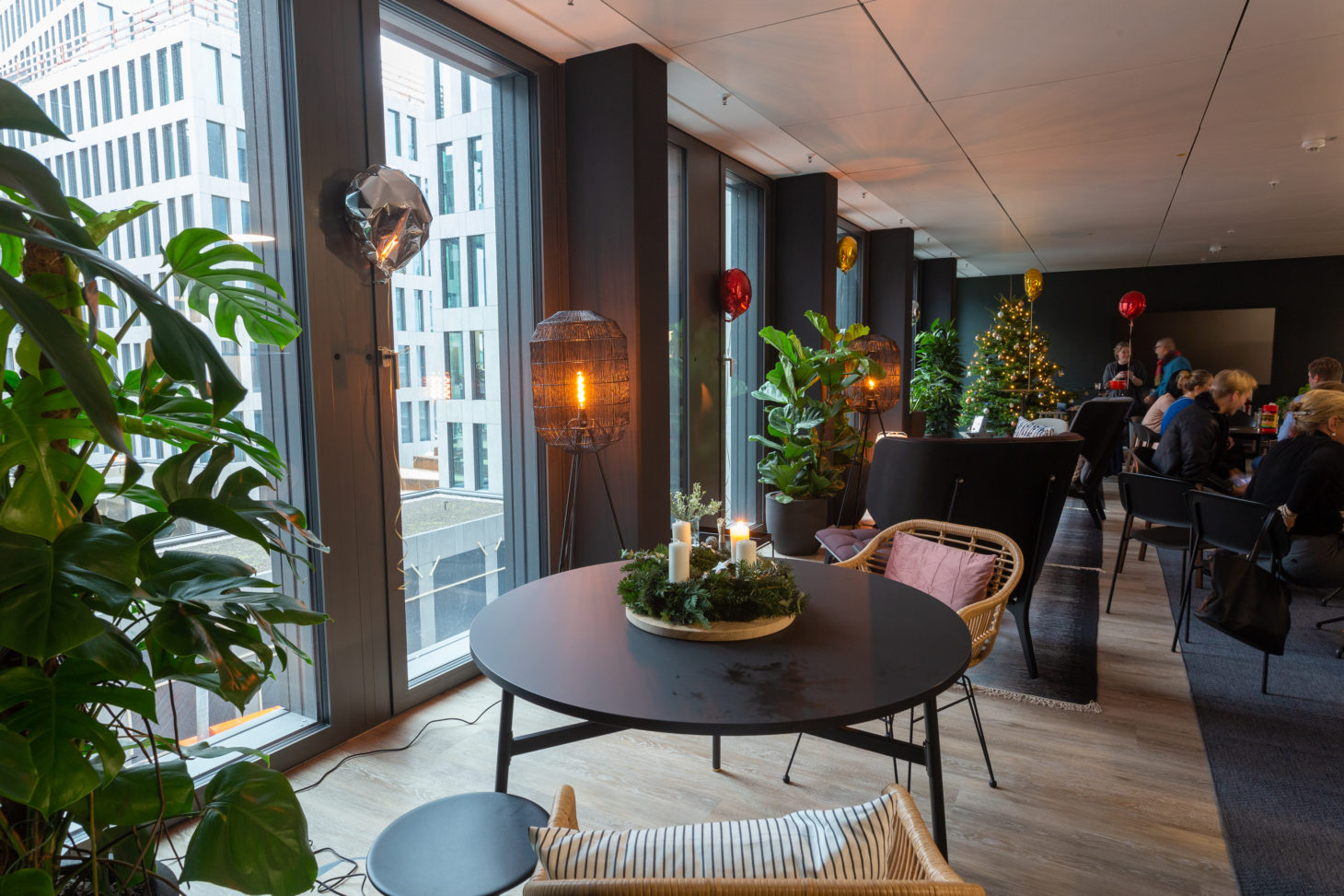 Image of a lounge, valantic Supply Chain Excellence Munich branch
