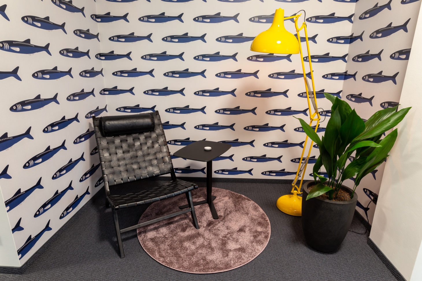 Image of a seat, valantic Supply Chain Excellence Munich branch