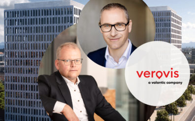 Image of Bernd Trautwein and Clemens Frank, Managing Directors at verovis – a valantic company